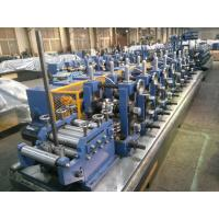 Cheap EN Standard Steel Pipe Making Machine , Pipe Welding Equipment for sale