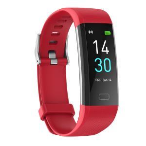 Cheap 80*160dpi Pulsera Ble5.0 105mAh Fitness Tracker Wristband Watch for sale
