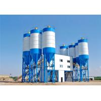 Cheap 180m3 / H Concrete Batch Mix Plant , Short Stirring Time On Site Concrete Batching Plant for sale