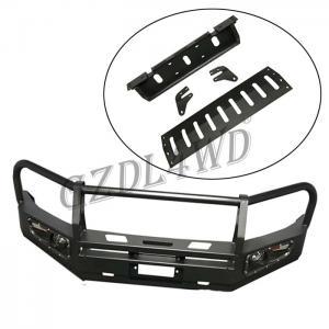 Cheap Skid Plate Front Bumper Guard For Toyota Prado Fj150 / Metal Car Bumper for sale