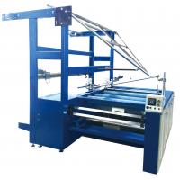 Cheap Easy Operation Fabric Folding And Sewing Machine Doubling Rolling Combined Machine for sale