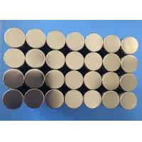 Cheap Hot Sale Good Quality Customized Small Size Disc Sintered Ndfeb Magnete for sale