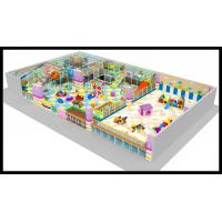 Multi-function Warm and Soft Indoor Kids Playground Indoor Palryground Amusement Park