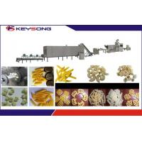 Buy cheap Industrial Scale Fully Automatic Pasta Machine Macaroni Making Machine Various from wholesalers