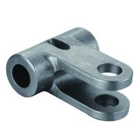 Cheap custommade clamp1025 carbon steel investment casting parts silicon casting for sale