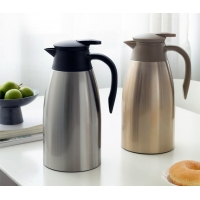 Buy cheap 2000ml BSCI Stainless Steel Vacuum Insulated Teapot from wholesalers