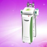 Cheap 5 handles RF beauty equipment cryolipolysis slimming machine for beauty salon for sale