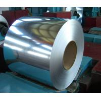 Cheap ASTM Hot Dipped Galvanized Steel Coils , 0.15MM - 2.0MM Thickness wholesale
