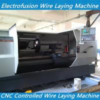 Buy cheap ELECTRO FUSION WIRE LAYING MACHINE,ELECTROFUSION WIRE LAYING, CANEX Wire laying machine from wholesalers
