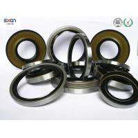 Cheap outer framework oil seal he outer circle is the metal skeleton, Rubber Outer Skeleton Oil Seal for sale