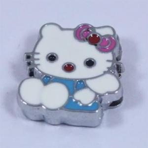 Cheap Cute D IY Slide Charms Hello Kitty SC0002H for sale