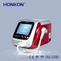 Cheap Arms / Armpits / Chest 808Nm Diode Laser For Hair Removal for sale