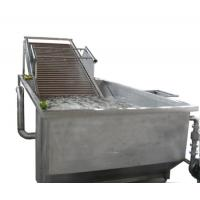 Cheap Surfing bubble Washing Machine for Cirtus Mango Apple Pineapple various fruits for sale
