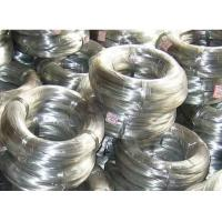 Cheap Low Carbon Hot Dipped Galvanized Steel Wire Rod For Armouring Cable for sale