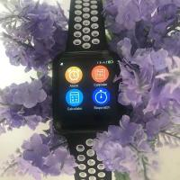 Cheap wholesale Smart Watch 42mm MTK2502C IWO 3  Heart Rate Monitor Bluetooth Notifier Watch W53 for IOS Android phone(Black ) for sale
