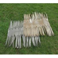 Cheap Fireproof Synthetic Palm Thatch Tile for sale