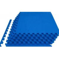 Cheap Shock Absorbing Foam Workout Mat Comfortable Odorless Non Toxic Material for sale