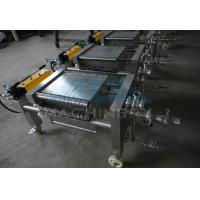 Cheap Stainless Steel Plate and Frame Filter Press Machine for sale