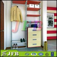 Walk in closet fittings