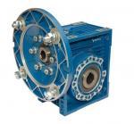 Cheap Single Shaft NMRV Worm Gearbox Torque Arm , Industrial Motovario Gear Motor for sale