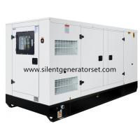 Buy cheap 60hz 150kva Cummins Diesel Generator Set With Three Phase / Four Lines from wholesalers