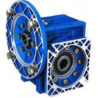 Cheap 0.06kw - 7.5kw RV Series Speed Reduction Gearbox NMRV..F BL Worm Shaft Reducer for sale