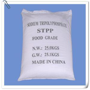 China Sodium Tripolyphosphate Food Grade on sale