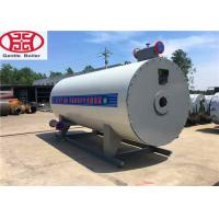 China Horizontal Style Hot Oil Heater Heat Conduction Oil Boiler For Energy Power Plant on sale