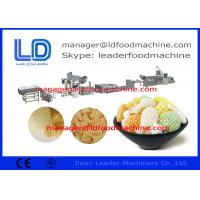 Cheap Pet food 3D Snack Pellet Machinery Food grade , Food Processing Equipments for sale