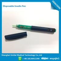 Prefilled Disposable Insulin Pen / Prefilled Insulin Syringes For Diabetes for sale