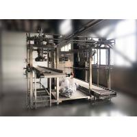 China Orange Juice Aseptic Filling Machine Packaging System High Effective Juice Packaging Line on sale