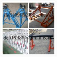 Cheap Cable Handling Equipment,hydraulic cable jack set,Jack towers,Cable Drum Jacks for sale