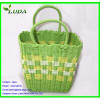 Cheap woven PP tube tote bag for sale