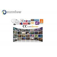 Buy cheap 1 Year Cccam Iptv Server , Pro Premium Cccam Server VOD Support from wholesalers