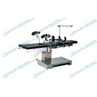 Cheap Multi - functional Stainless / carbon steel operation table surgery room equipment for sale