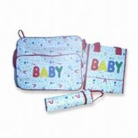 Cheap Diaper Bag, Made of Polyester, Measuring 35 x 32 x 20cm for sale