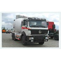 China ND5310GJBZ04 North Benz 8*4 16CBM Mixer Truck / concrete mixer prices on sale