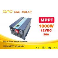 Cheap Off Grid Single Phase Residential Home Solar Inverters 30A MPPT Solar PV Inverter wholesale