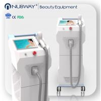 Cheap Spa use depilator 808nm diode laser machine hair removal for sale