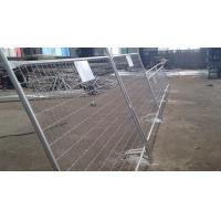 China High Quality Removable Swimming Pool Fence @Removable Construction Temporary Fence for Canada on sale