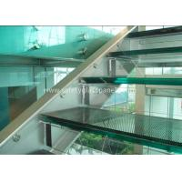 Cheap Double Glazed Window Laminated Safety Glass Panels 4.38mm Annealed Security wholesale