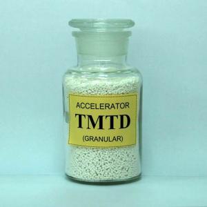 Cheap White Powder Rubber Accelerator TMTD (TT) for sale