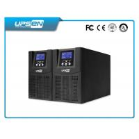 LCD Control High Frequency Ups Systems For Office Computer