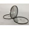 Buy cheap Customized 3mm Thickness Polishing CBN Diamond Wheel from wholesalers