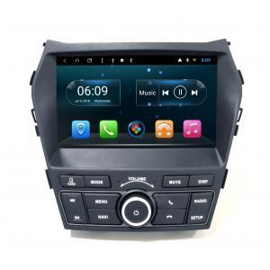 China 9 Inch HYUNDAI DVD Player IX45 Santa Fe 2013-2017 Android With Bluetooth Car Play 4G SIM on sale