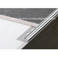 Cheap 10mm Stainless Steel Round Edge Tile Trim/ Outside Corner TrimLong Durability for sale