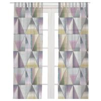 Cheap Oriental chinese modern sheer printed fabric for curtain for sale