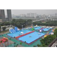 Cheap Square Metal Frame Pool for sale