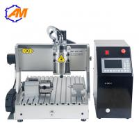 Cheap AMAN3040 3d cnc copper router machine computer controlled wood carving machine 3040 with high speed for sale