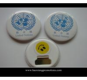 Cheap New gifts custom plastic magnet bottle opener for business promotion for sale